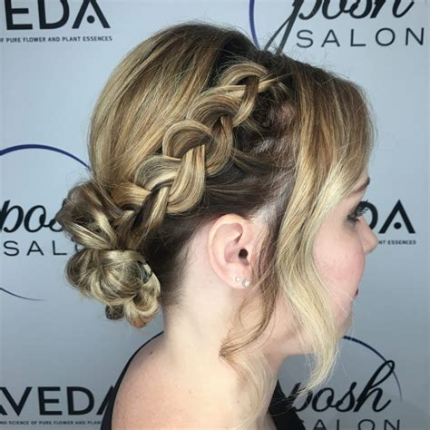 hairstyles with hair grips 24 chic updos for short hair these are hot for 2018