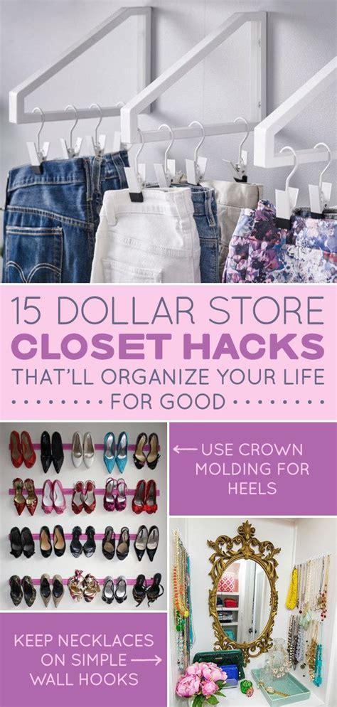 Best 20  Closet hacks ideas on Pinterest