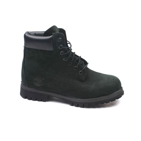 all timberland boots mens mens timberland original 6 quot inch premium all black