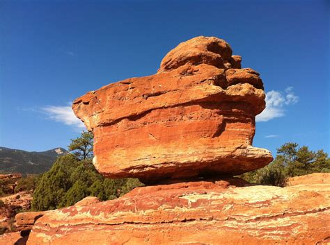 Garden Of The Gods Grill Garden Of The Gods Colorado Hiking Trail Coloradohiking Org