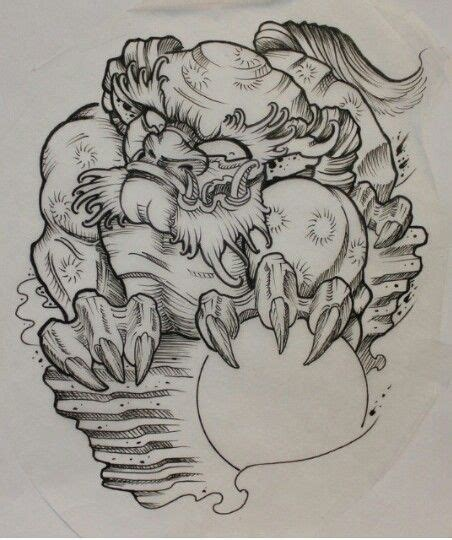 komainu tattoo design 34 best fu images on tattoos foo