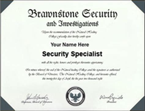 security guard certification security guards companies
