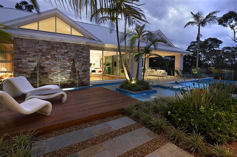 modern home design outdoor modern landscape design ideas from rollingstone landscapes