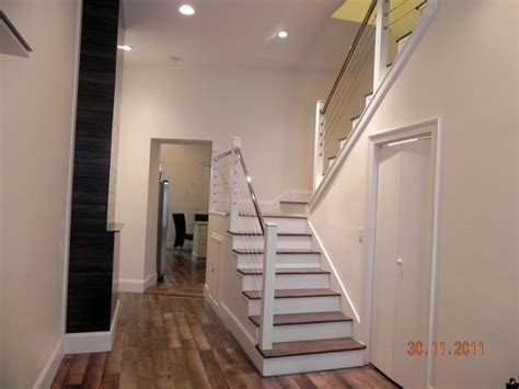 Townhouse Stairs Design Nola Townhouse Stairs Contemporary Staircase