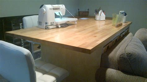 Quilting Table the ultimate quilting table ikea hackers ikea hackers