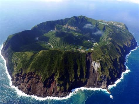 aogashima   izu islands japan favethingcom