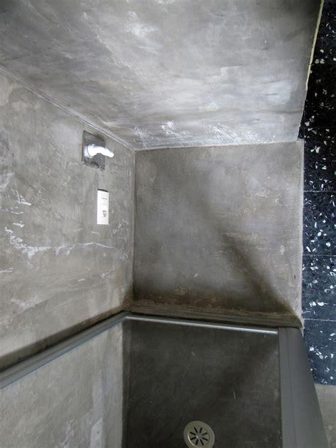vasca da bagno in cemento bagno in cemento ideas