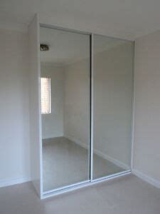 Diy Built In Wardrobe Doors - diy built in wardrobe mirror glass sliding doors made to