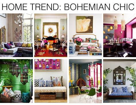 boho chic home decor home trend bohemian chic house things home decor