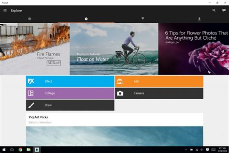 picsart windows tutorial a new picsart redesigned exclusively for windows