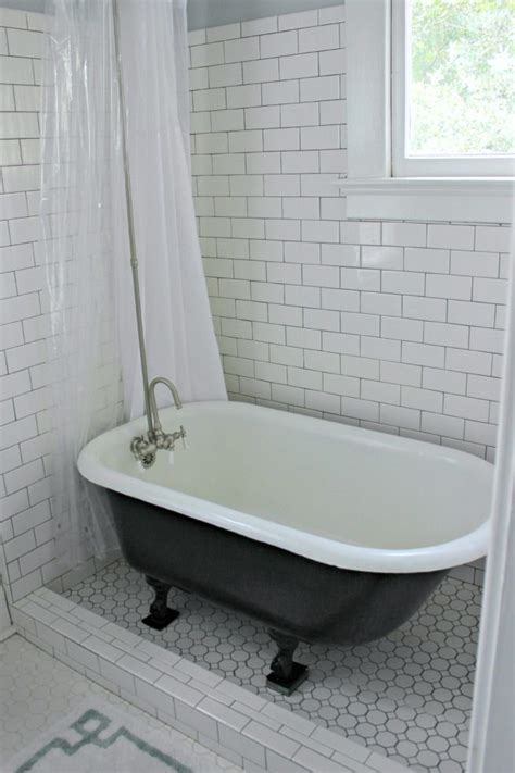bathroom ideas with clawfoot tub 25 best ideas about clawfoot tub shower on pinterest