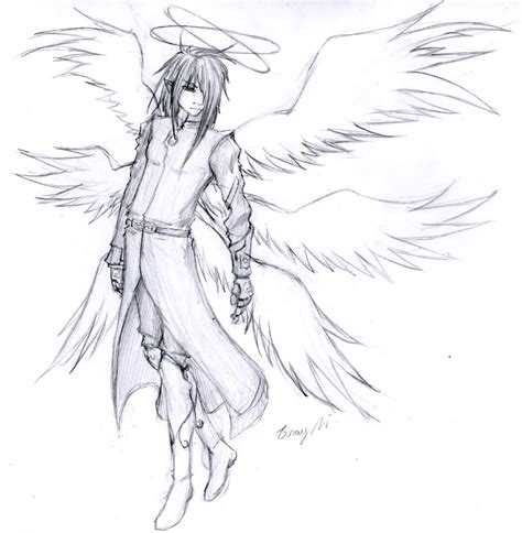 alastor six winged angel 2 by graypaladin on deviantart
