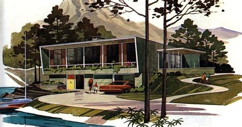 mid century home plans mid century modern house plans for pleasure ayanahouse