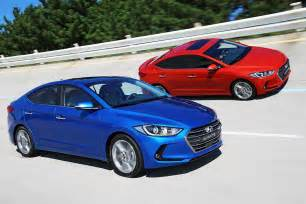Hyundai Elantra Picture 2016 Hyundai Elantra Revealed In Korean Avante Form
