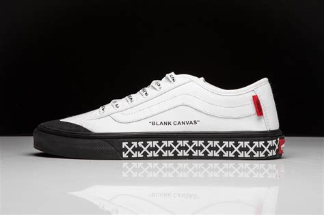 Offwhite I M His Sneaker Cde buy vans x white