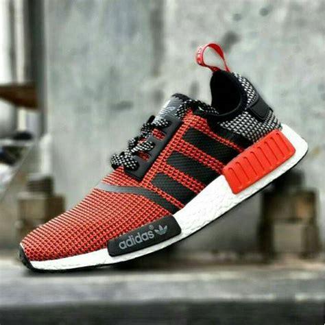 Sepatu Adidas Nmd Runner Pria Olahraga jual sepatu adidas nmd runner casual running limited