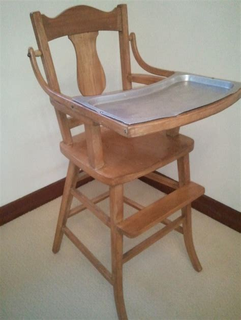 High Chair Decorations On High by Antique High Chair Decor Antique High
