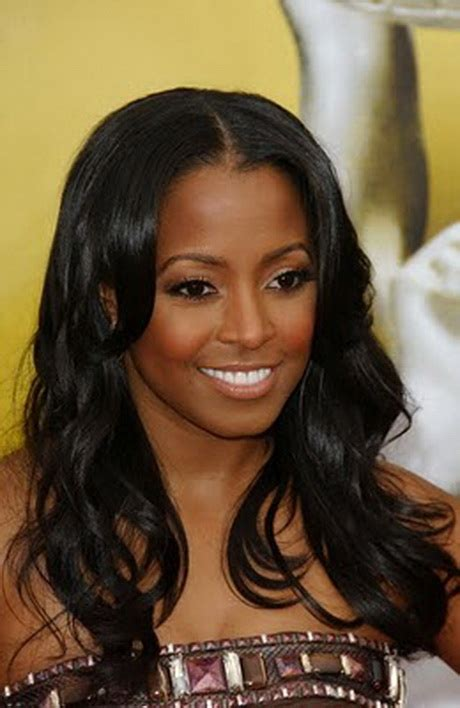 black people hairstyles with weave