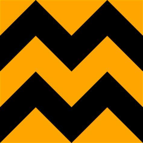 yellow warning pattern warning sign clip art at clker com vector clip art