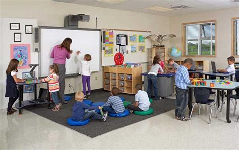classroom layout interactive k 12 advanced everything av connected north