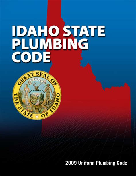 State Plumbing Code by Idaho Adopts State Plumbing Code Based On Iapmo S Plumbing Code