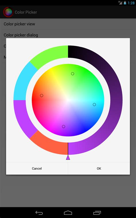 hsv color picker color picker firefly s space