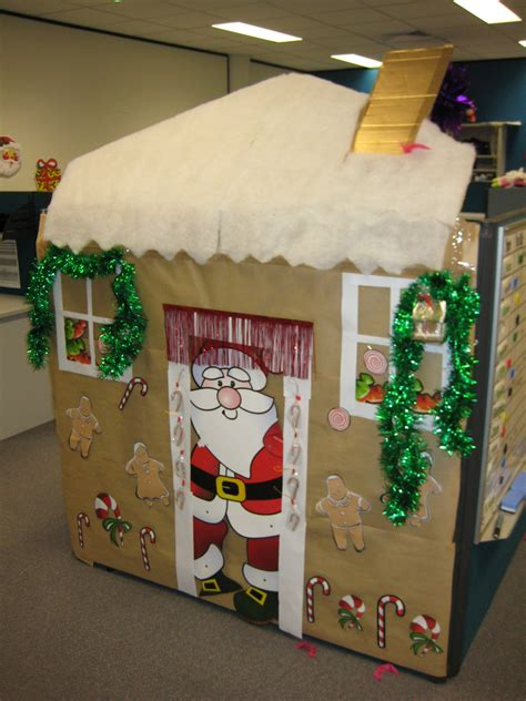 christmas cubicle decor ideas the benefit of adding