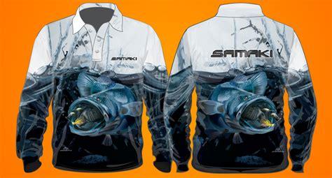 Afta Apparel T Shirt samaki murray cod shirt tackle junkietackle junkie