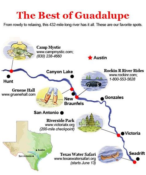 guadalupe river texas map 17 best images about hill country paradise on county wichita falls and