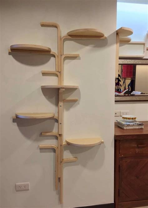 tree bookshelf ikea 608 best cat climbs via stairs shelves cubes circles
