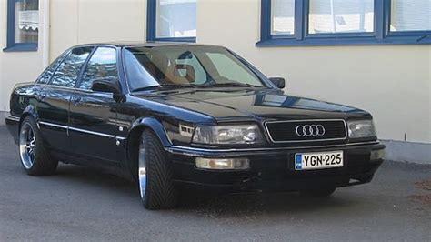 V8 Audi by Audi V8 Quattro