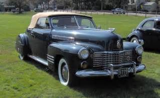1943 Cadillac For Sale Cadillac Series 62