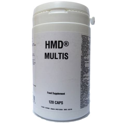 Hmd Detox Uk by Hmd Holdings Ltd Hmd Multi S High Strength Multivitimin