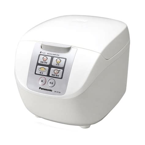 Jual Rice Cooker Panasonic Sr Teg18 jual panasonic sr df181wsr rice cooker harga