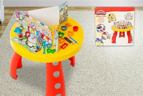 Play Doh Activity Table by Wowcher Deal 163 20 For A Play Doh Deluxe Activity Table Play Set