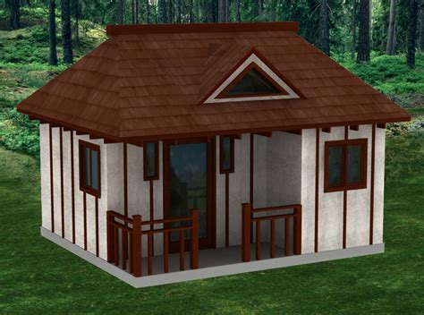 tiny house design ideas for one story house design front