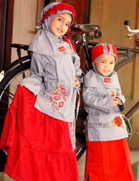 Model Baju Muslim Anak Laki Dan Perempuan 23 Koleksi Baju Muslim Anak Dannis 2018 Paling Bagus