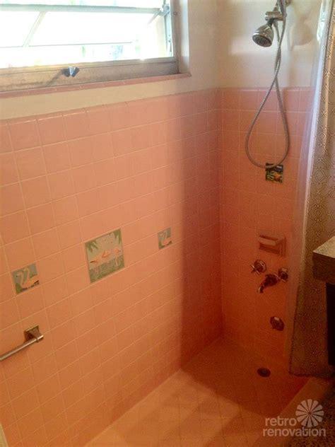 ideas  tone   sea  pink  gus pink bathroom