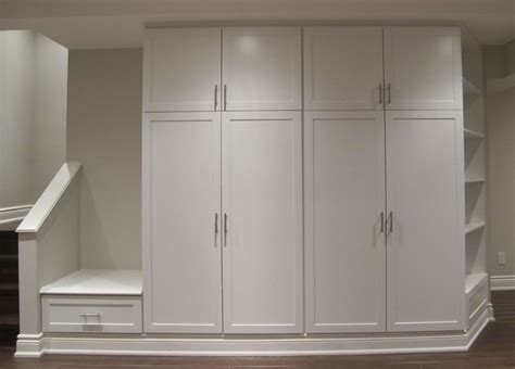basement storage cabinets toronto built ins traditional basement toronto by