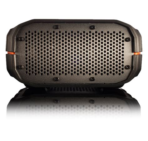 bluetooth speaker rugged braven brv 1 portable bluetooth waterproof rugged speaker mentis