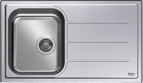 lavelli ariston lavello cucina ariston hotpoint sc 86w1 x ha 1 vasca inox