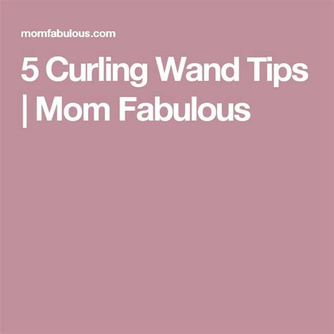 17 best images about fabulous hair and tips on 17 best ideas about curling wand tips on