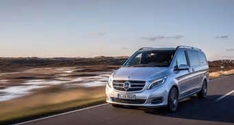 What Country Is Mercedes Made In Mercedes V Class News Pictures
