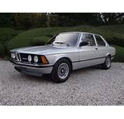 BMW 323 I 1982 RESERVEE  August Vintagecom Voitures Et