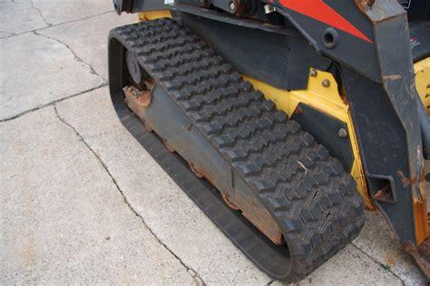 Skid Steer Rubber Tracks by Solideal Skid Steer Track Loader Excavator Rubber