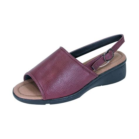 24 hour comfort fazpaz 24 hour comfort sally extra wide width shoes free