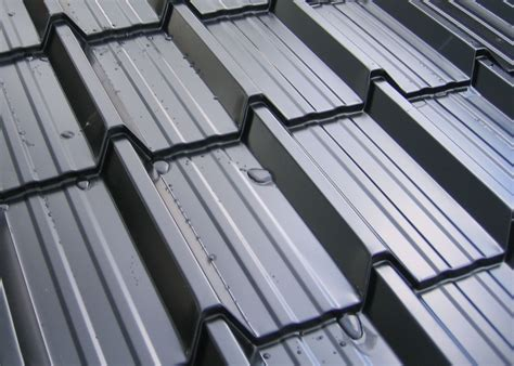 white metal roofing sheets tile effect roofing sheets polyester painted steel metal