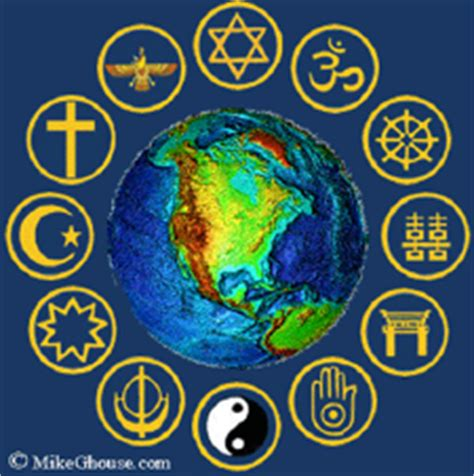 one world six religions do we need to prove all other religions false thinking christian