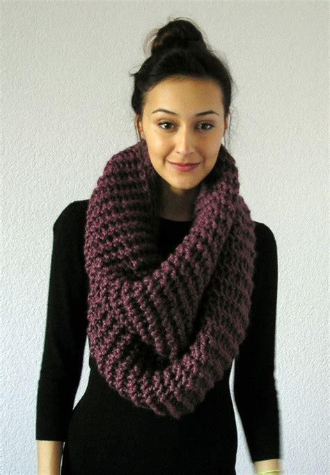 bufanda tejida crochet 2016 bufandas gruesas tejidas
