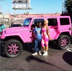 Pimp My Jeep Struggles To Get Into Custom Pink Jeep